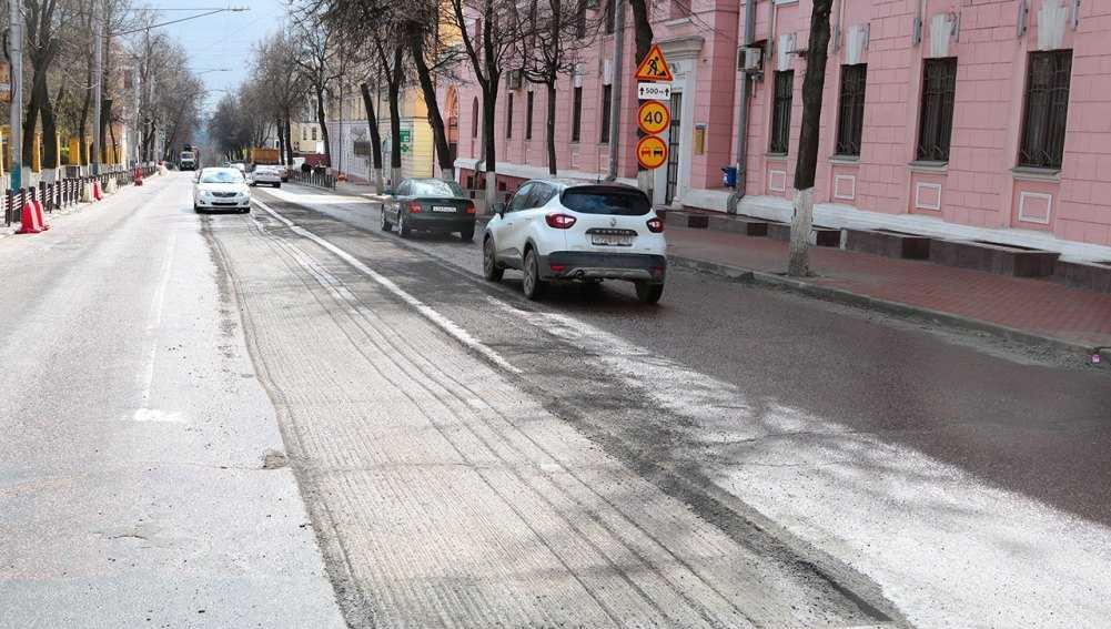 В Брянске из-за ремонта ограничили движение по улице Фокина