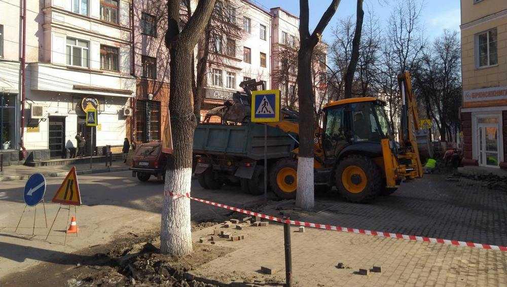 В Брянске из-за капремонта закроют для проезда улицу Фокина