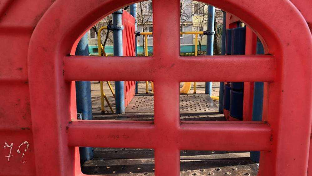 Брянский штаб призвал родителей не выходить с детьми на улицу