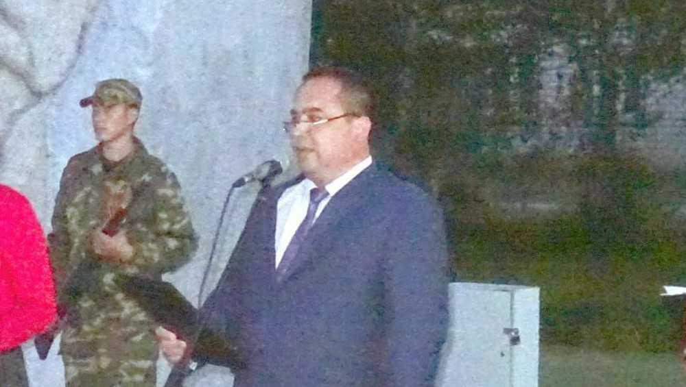 В Новозыбкове уволился заместитель мэра Грудин