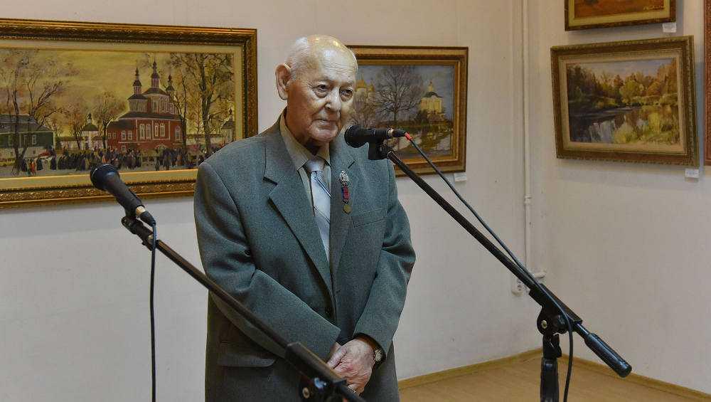 В Брянске скончался художник Валерий Херувимов