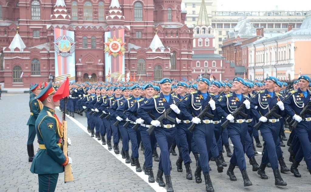 Ветераны попросили Путина перенести парад Победы