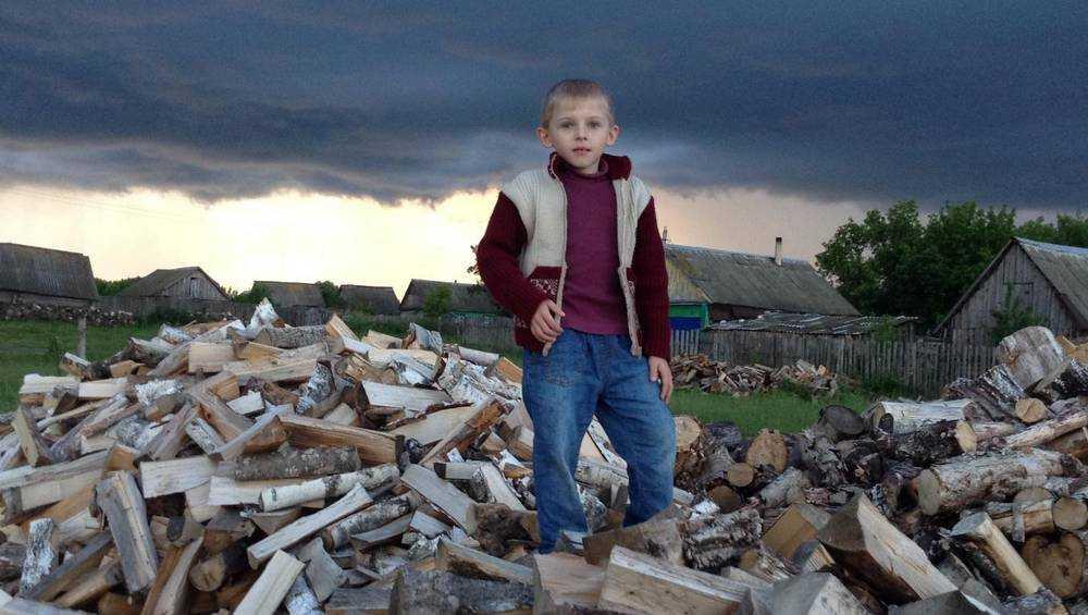 Брянский мальчик записал проникновенное обращение к любимым