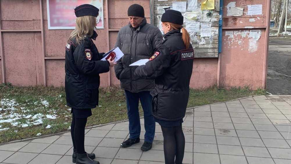 За нарушение самоизоляции полиция составила протоколы на 26 брянцев