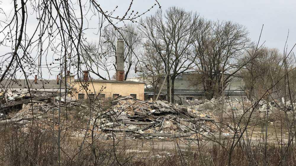 В Брянске разрушители дома Баженовых посмеялись над государством