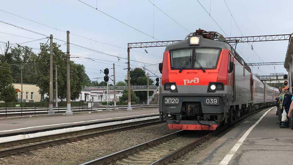 Погрузка в Брянском регионе МЖД в июле составила 199 тыс. тонн