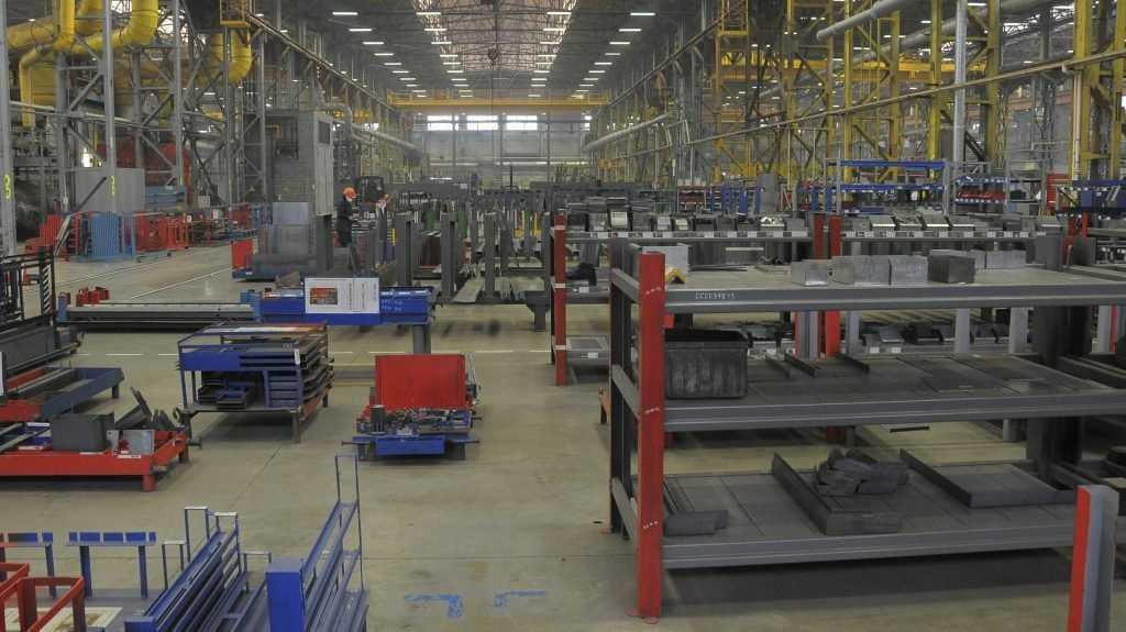 В Брянской области рассказали о росте промышленности в 2020 году