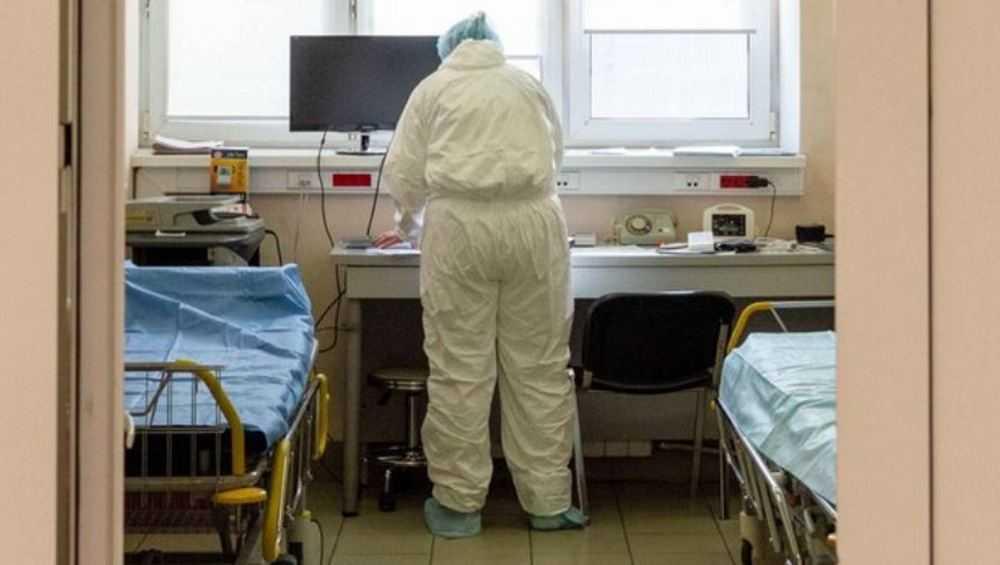 Первый канал рассказал о росте числа заболевших коронавирусом брянцев