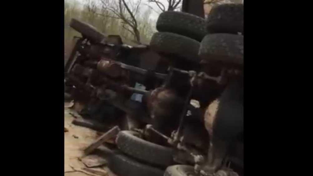 В Бежицком районе Брянска рухнул строительный кран