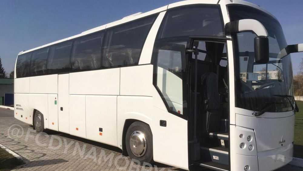 Для брянского «Динамо» приобрели новый автобус за 15 млн рублей