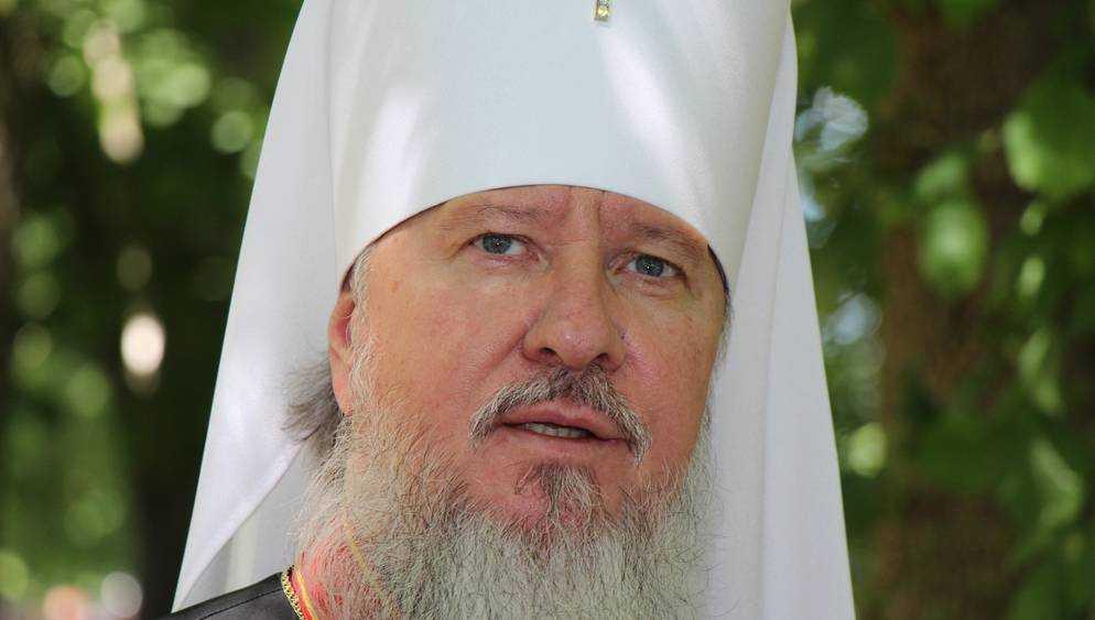 В Брянске опровергли сообщение о попытке оштрафовать митрополита
