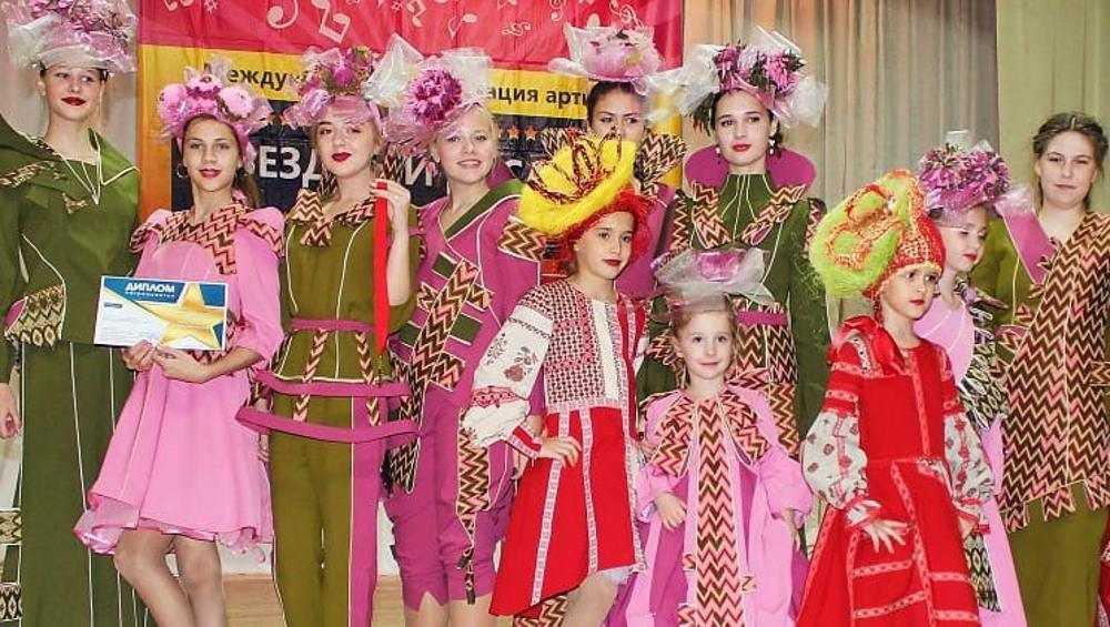 Юные модели из Брянска получили Гран-при фестиваля в Турции