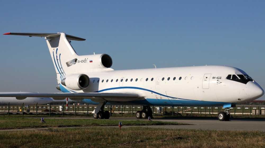 В брянском аэропорту приземлился уникальный самолет