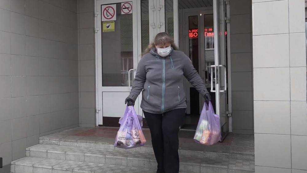 Брянским школьникам раздадут 20 тысяч продуктовых наборов