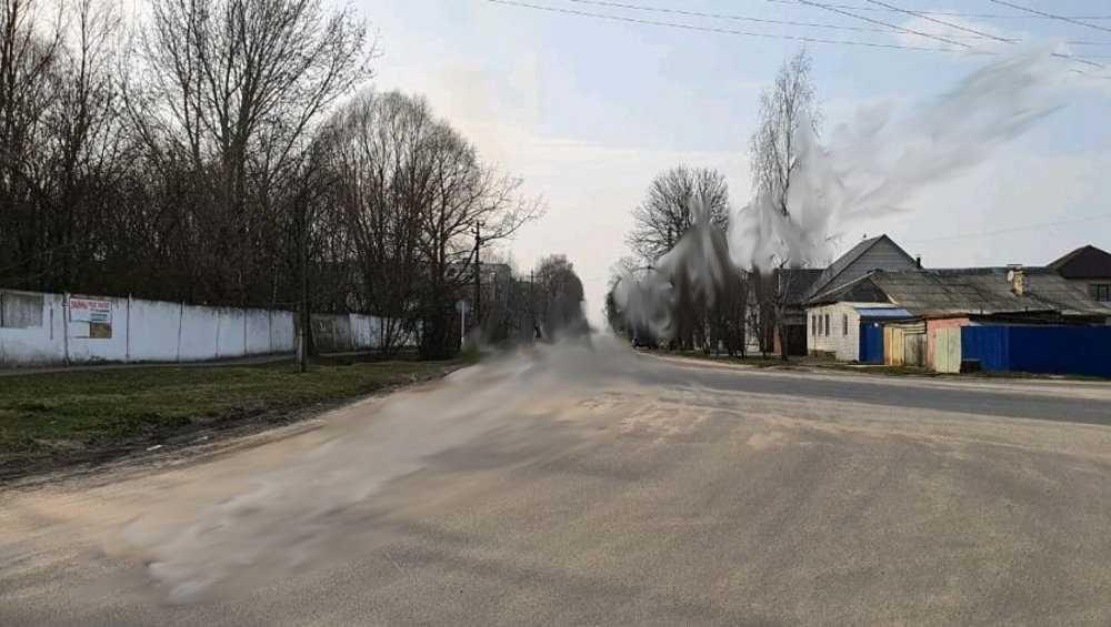 В Новозыбкове люди попросили вместо магазина построить спортплощадку