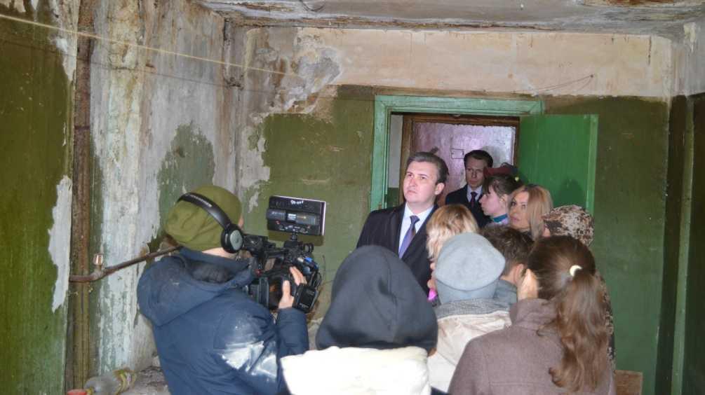 Первый канал расскажет об ужасах брянского общежития