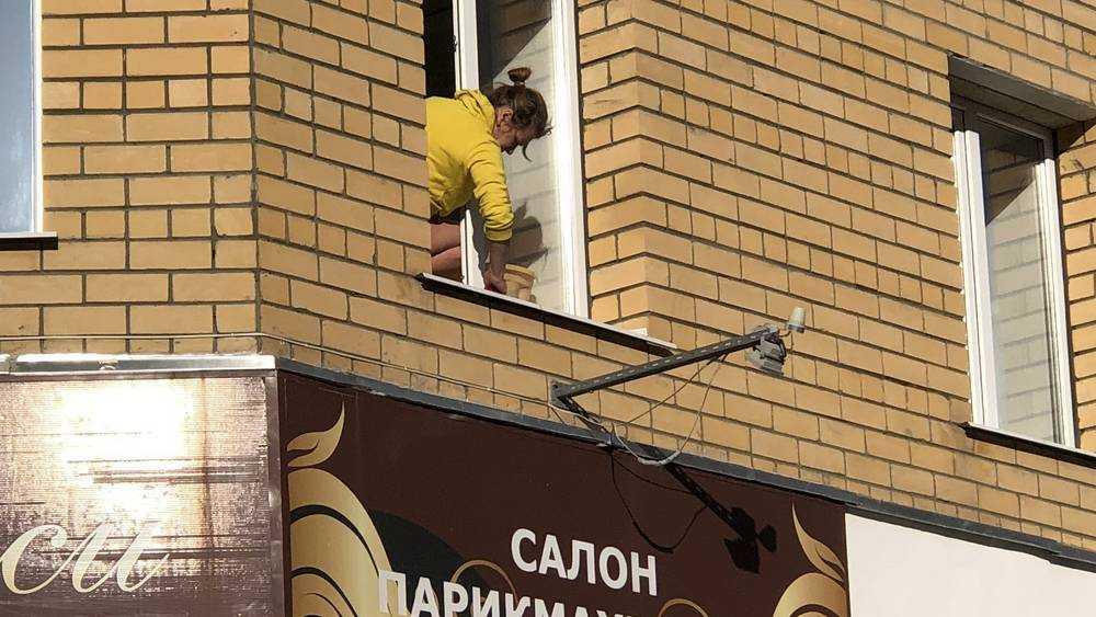 Окна брянских домов засияли невероятной чистотой