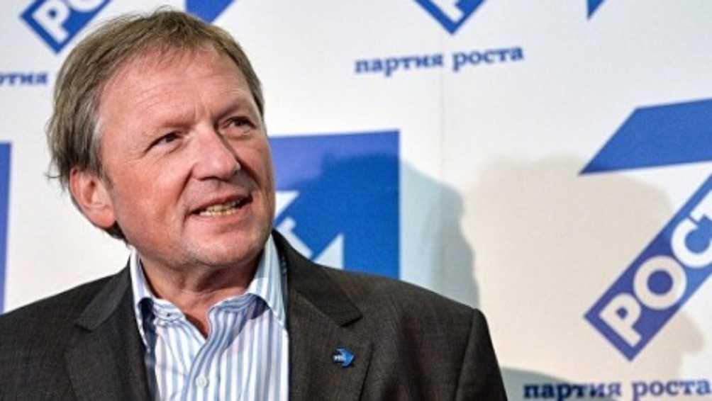 В Брянске партия Роста поддержала меры по борьбе с коронавирусом