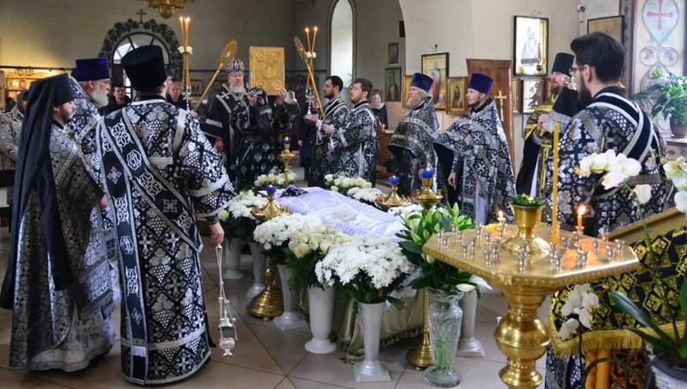 Скончалась схимонахиня Виктория − сестра митрополита Брянского и Севского