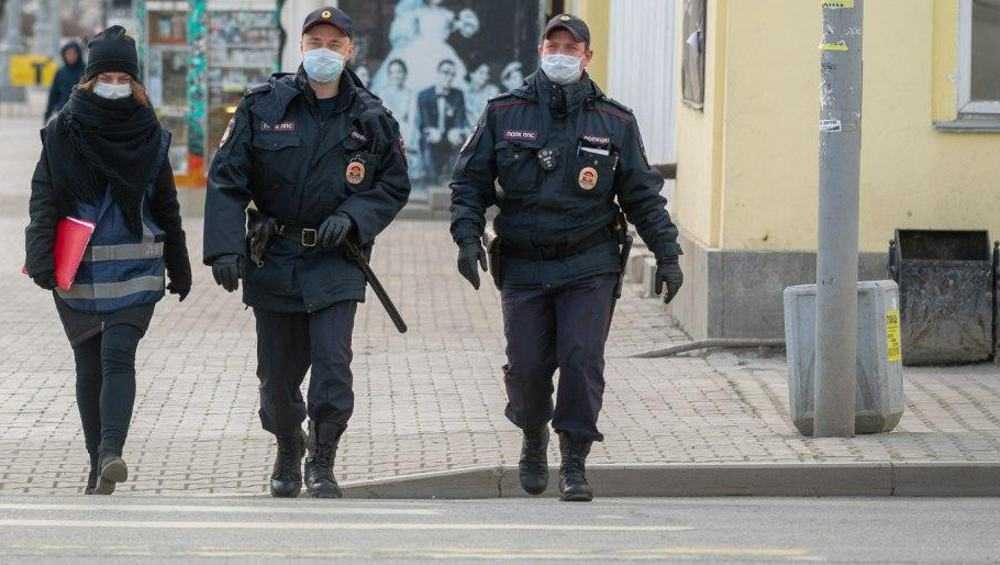 Брянцам на заметку: как действует полиция в отношении нарушителей самоизоляции