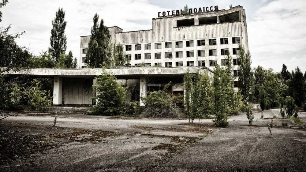 Стала известна причина пожара в близкой к Брянщине Чернобыльской зоне