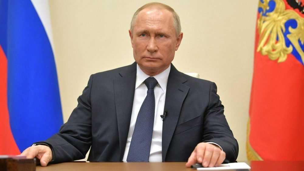 Президент Путин дал поручения брянскому губернатору Богомазу