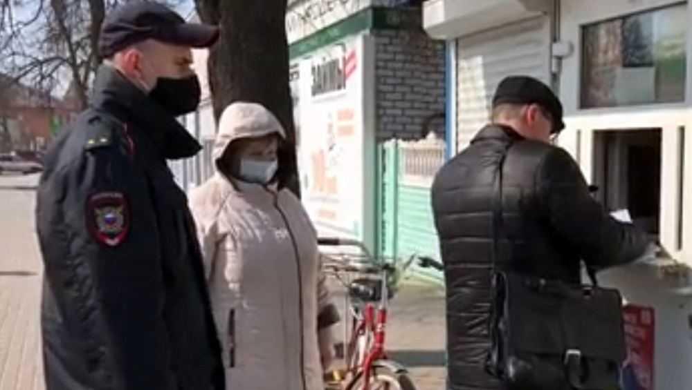 В Брянске выявили 86 предприятий, нарушивших режим самоизоляции