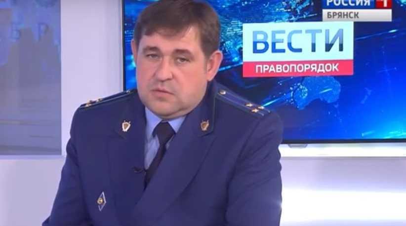 Скоропостижно ушел из жизни прокурор Погарского района Сергей Щербаков