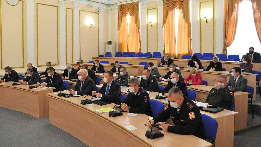 В Брянской области проведут тренировку по гражданской обороне