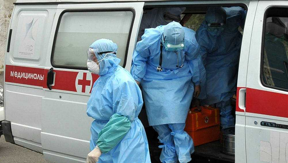 В Брянске число больных коронавирусом приблизилось к тысяче