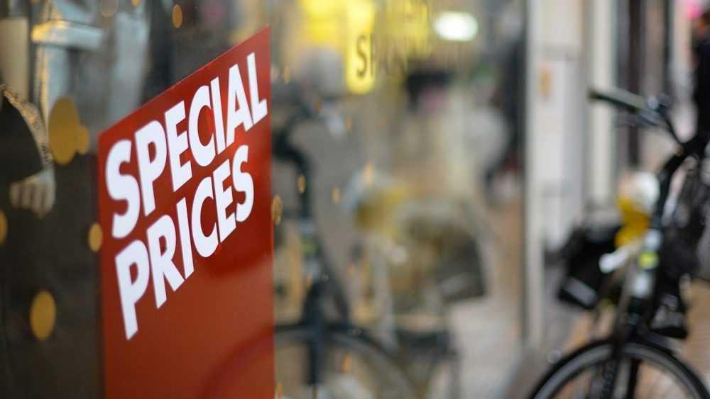 Коммерсанты попросили чиновников запретить скидки в магазинах
