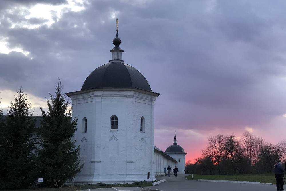 Брянский губернатор Богомаз предложил БГИТУ спасти монастырский сад