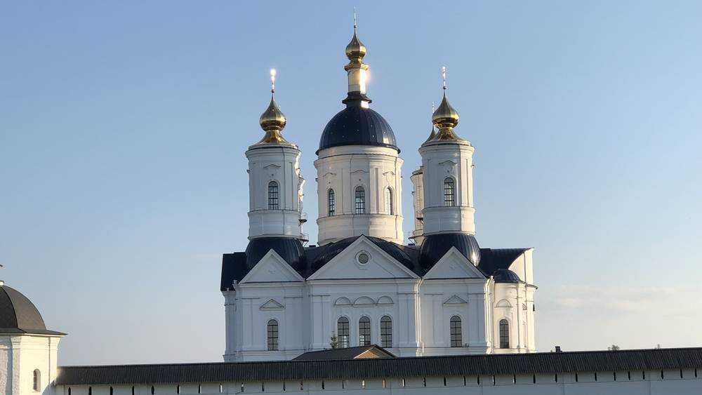 Семья брянского губернатора и бизнес помогли православным приходам