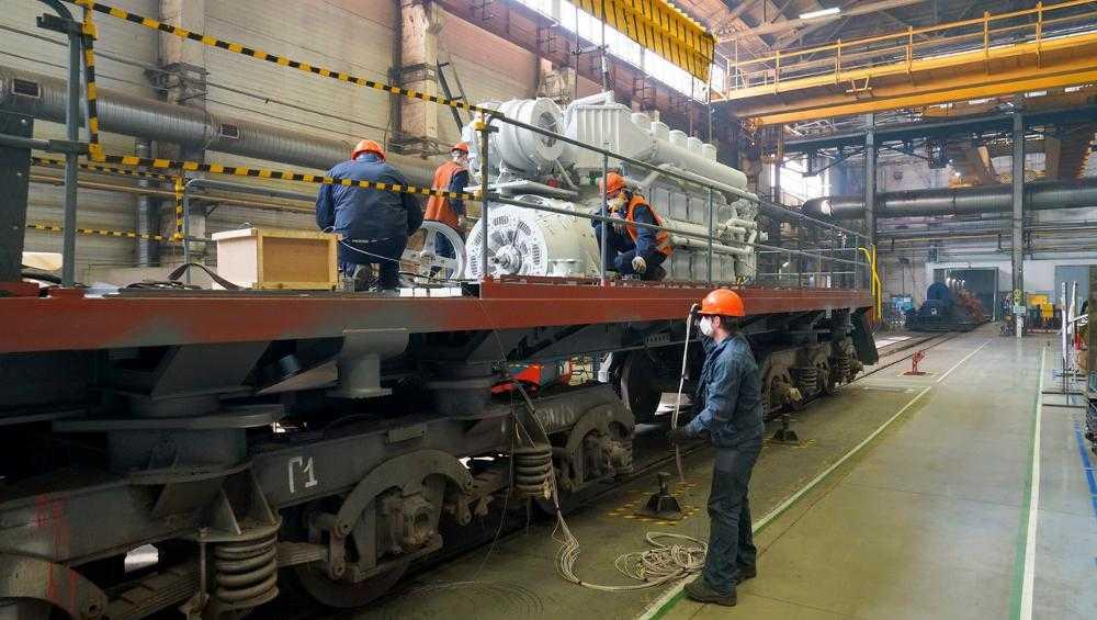 В Брянской области промышленность за месяц выросла на 13,2 процента