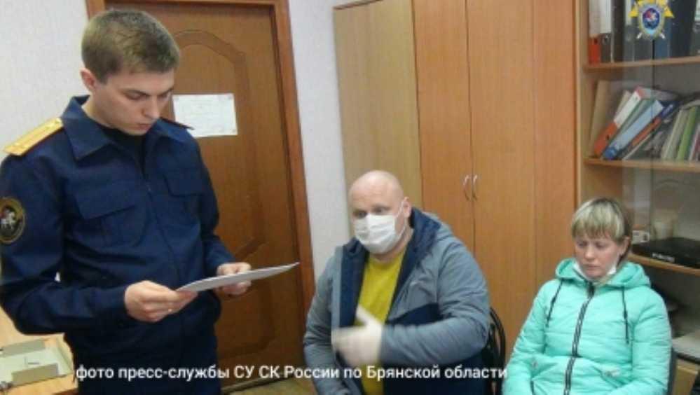 В Брянске молодую женщину арестовали за убийство мужа разбитым бокалом