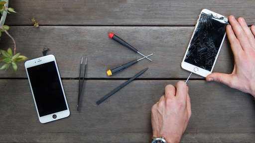 Сложные неисправности смартфонов