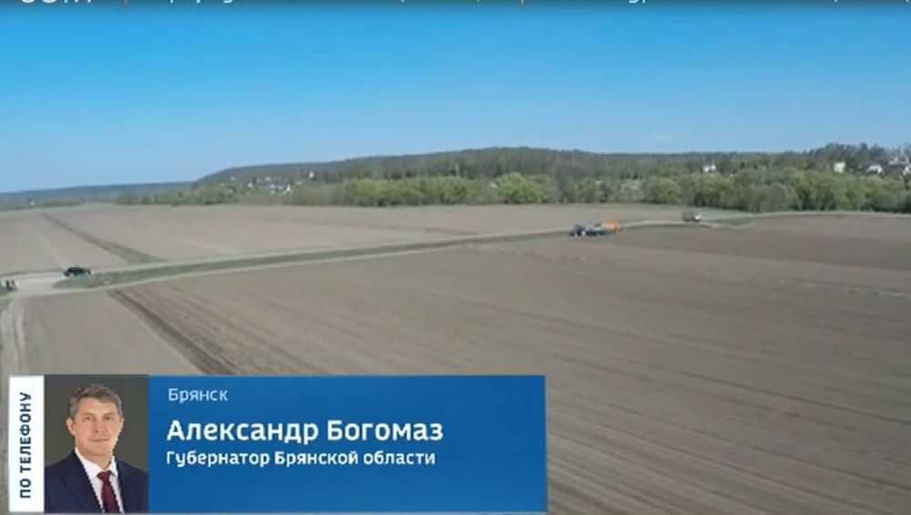 Урожаи зерна и картофеля в Брянской области превысят объемы 2019 года