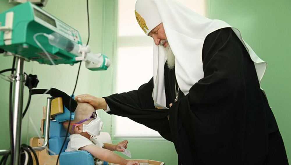 Брянскому детскому фонду «Ванечка» исполнилось 7 лет