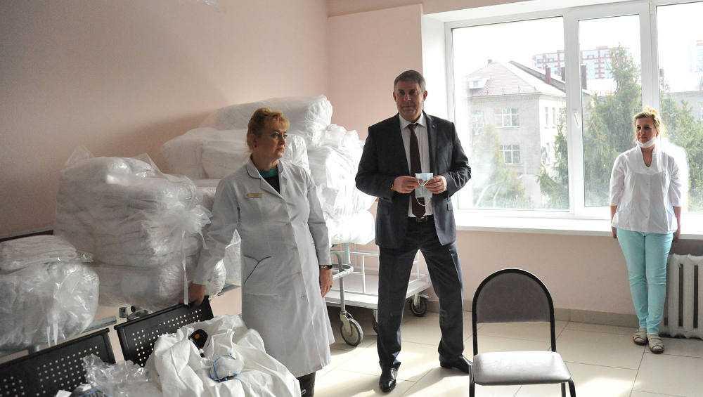 На борьбу с коронавирусом Брянская область потратит свыше 500 млн рублей