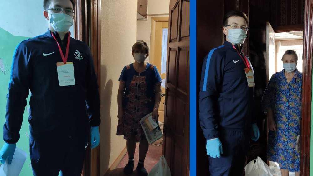 В Брянской области за день волонтеры приняли больше тысячи заявок