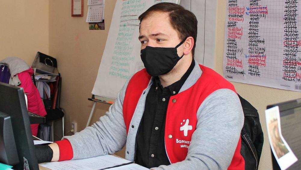 Брянский бизнес и волонтеры оказали помощь 7500 жителей региона