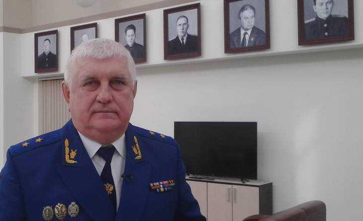 Полномочия прокурора Брянской области Войтовича продлены на 5 лет