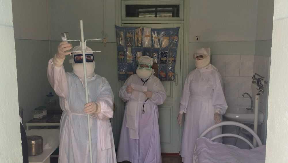 Брянцев пригласили на работу в госпиталь ветеранов