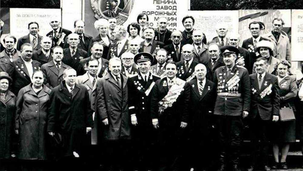 В Брянске вспомнили о первой встрече партизан иподпольщиков в 1980-м