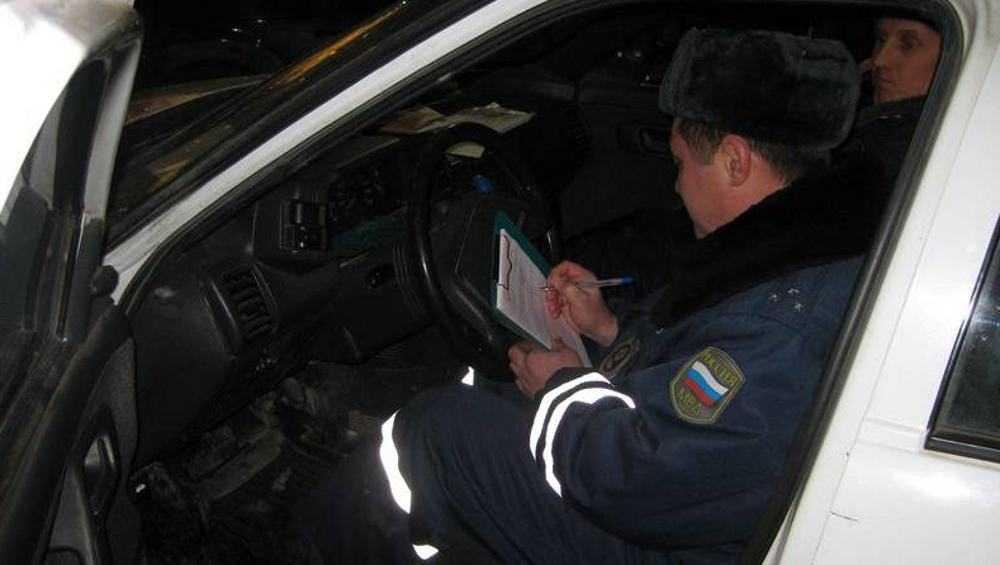 Пытавшийся подкупить автоинспектора брянец предстанет перед судом