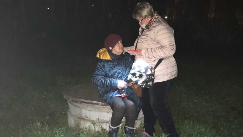 В Брянске разыскали пропавшую 78-летнюю Галину Филимонову