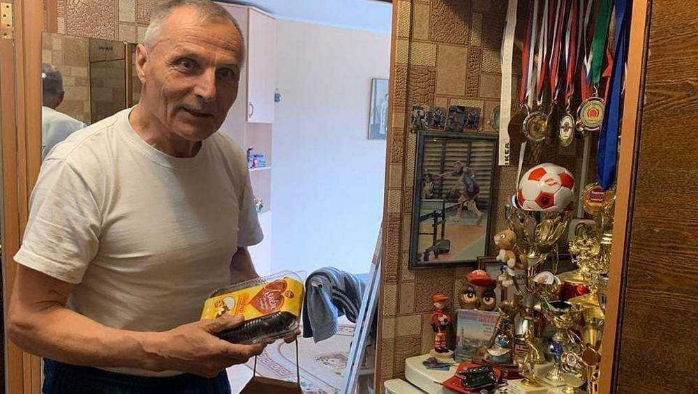 При содействии Николая Валуева на Брянщине реализуется программа «Лига помощи ветеранам спорта»