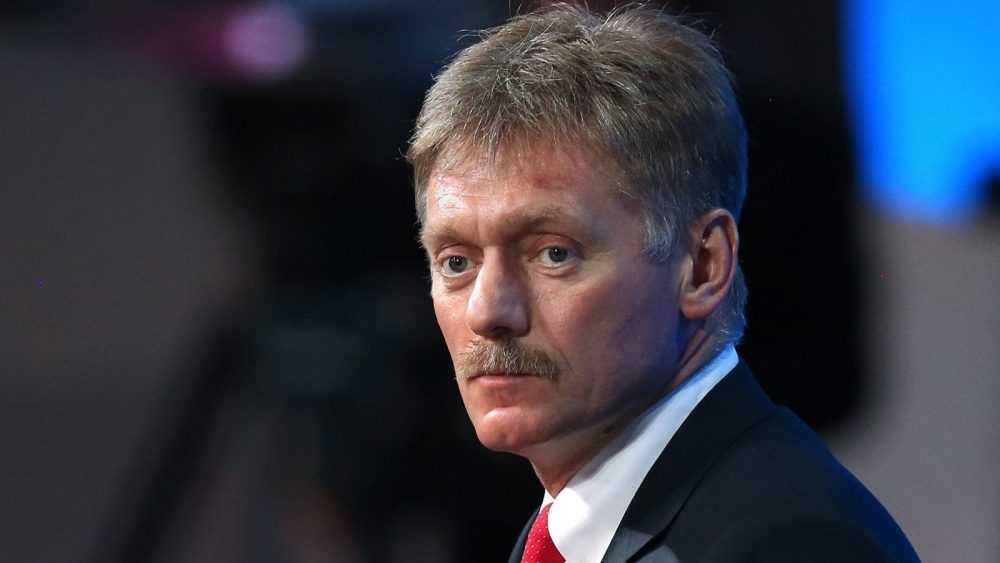 Песков сообщил об исходящей от Украины опасности для России