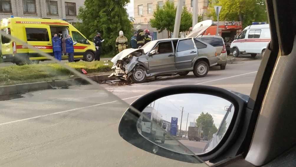 Стали известны подробности ДТП на улице Литейной в Брянске