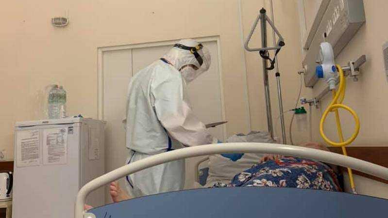 В Брянской области смертность от кронавируса вдвое ниже общероссийской